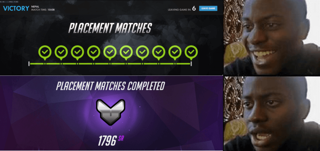 tips to win all ow placements