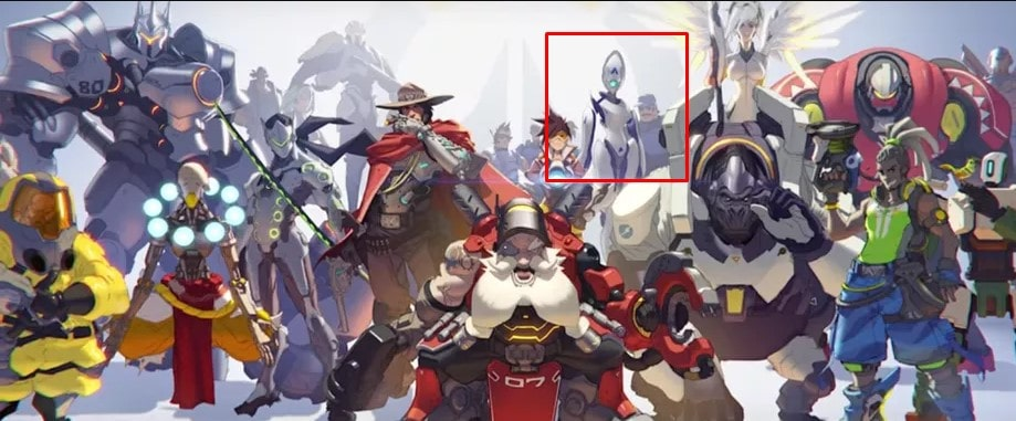 Overwatch Echo Spotting