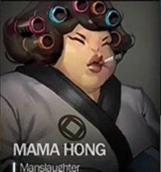 Overwatch Mama Hong