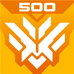 top 500 overwatch icon