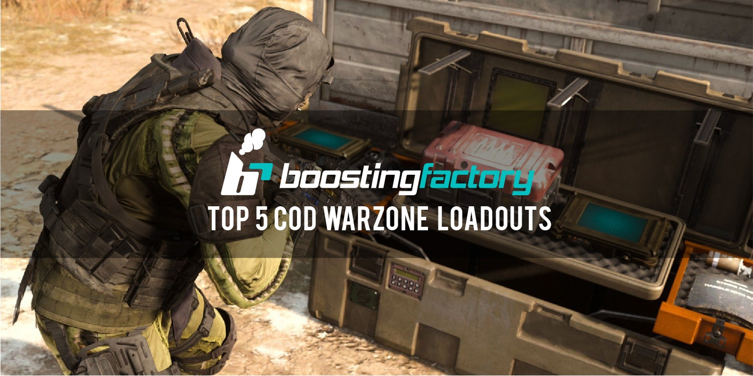 Cod Warzone Top 5 Loadouts Best Warzone Weapons For Every Game