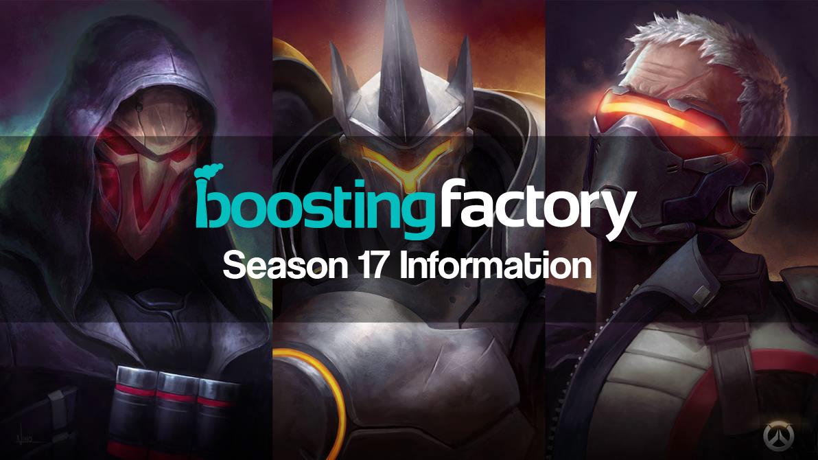 Season 17 Start
