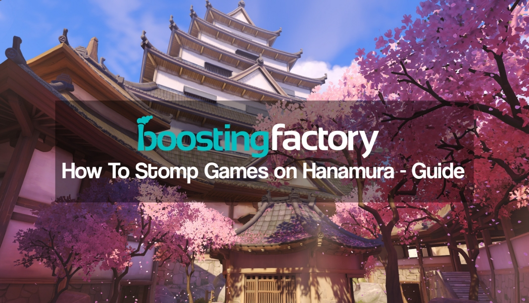 Overwatch How To Play On Hanamura Guide