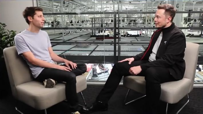 Elon Musk plays Overwatch interview