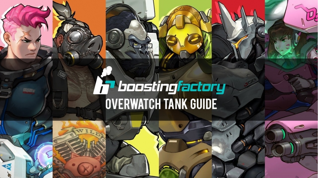 Overwatch Tank Guide How To Pick The Best Tank 2021