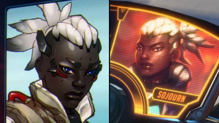 Overwatch Sojourn