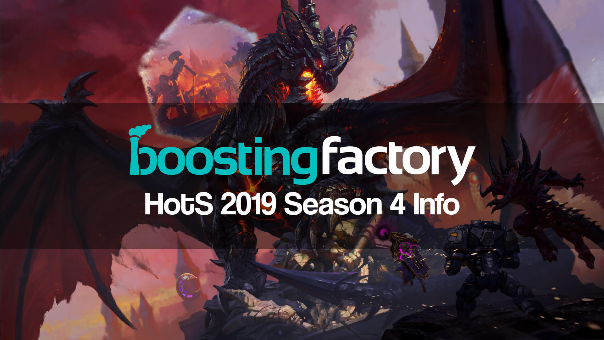 Everything About HotS 2019 Season 4 | Rewards | Start & End Date