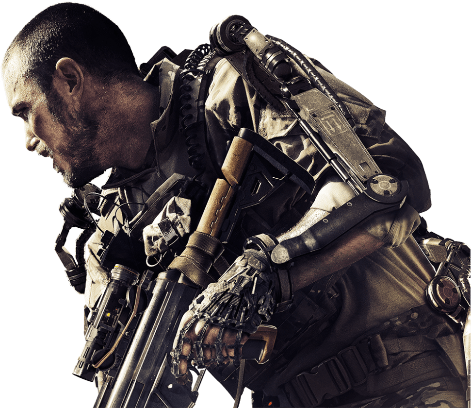 Call of Duty Modern Warfare Officer Character
